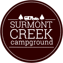 Surmont Creek Campground Logo